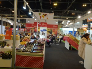 GM & S collaboration with the Embassy of Peru in Fruit Attraction 2015
